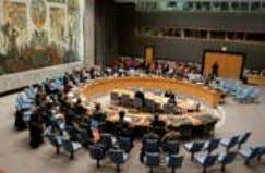 what could be achieved in the 38 | GLOBAL VISION MAGAZINE seCurity CounCil ConsiDers situation in