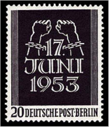 West-Berliner Briefmarke (1953)