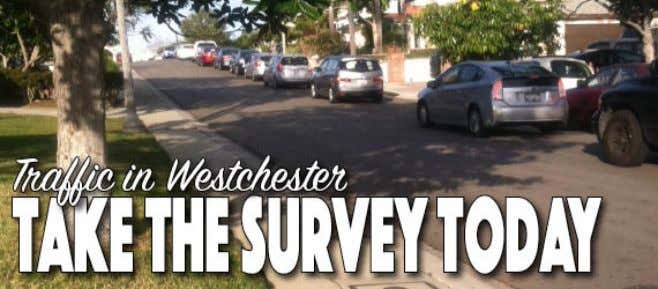 Westchester Westchester Traffic Traffic Issues Issues Over Over the the last last few few months, months,