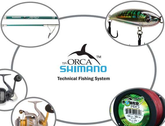 ™ Technical Fishing System