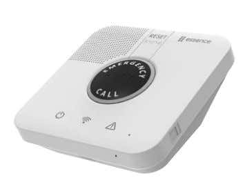 Care@Home™ C7000 Series ES7502HC PERS/Social Alarm Central Communications Hub Product The Care@Home ™ C7000