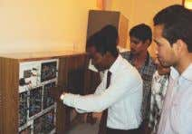 of Management · Electronics Devices & Circuits · Network Theory · Electrical Machines-I Training instrumentation