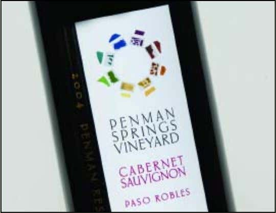 and most exciting wineries on California's Central Coast. Penman Springs Vineyard is located just off of
