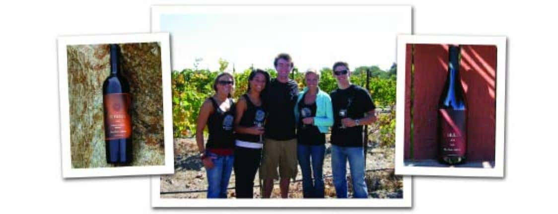 WINE COUNTRY NEWS WINE COUNTRY THIS WEEK The Vihuela Quintet V IHUELA W INERY by Mike