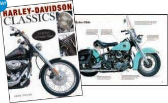 words Rights available: World ex Au, Ca, (Rs), UK, US NEW! Harley-Davidson Classics 244 256pp 200