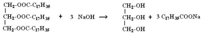 For Examiner's ( c ) Diagram 1.2 shows an equation representing the reaction between coconut oil