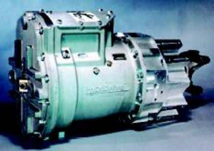 Traction Motor Weight 450 lbs