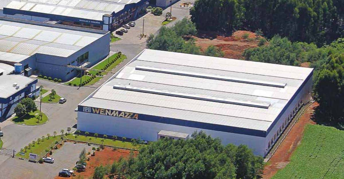 With 5 factories, 376736.5 sq. foot of built-up area and more than 500 employees, Micromazza