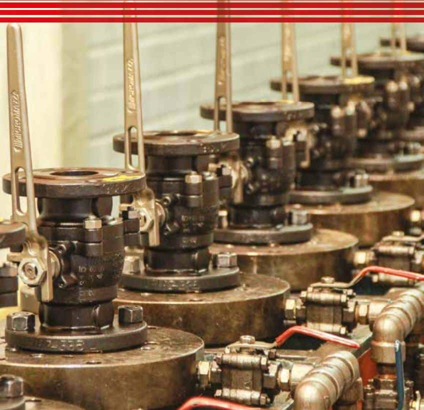 MARKET The valves manufactured by Micromazza can be used in various areas such as: naval,