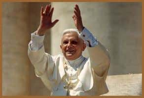 "Pope Benedict's general prayer intention for January 2011 ""That the riches of creation be preserved, valued"