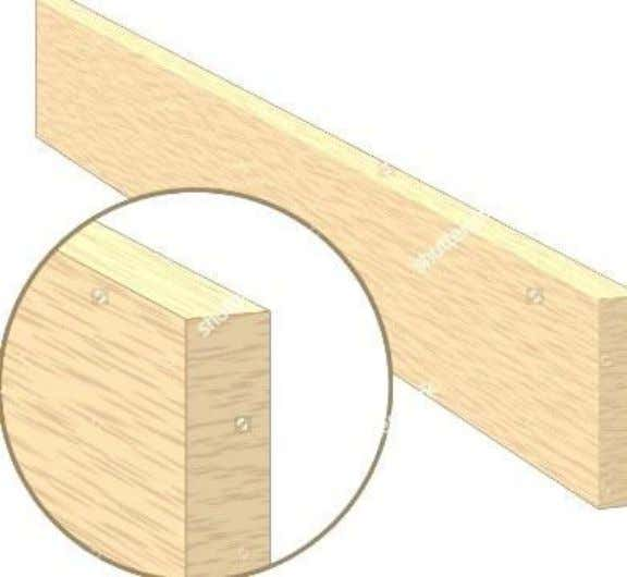 Fig.4: Parallel Strand Lumber Fig.5: Parallel Strand Lumber Used in Formwork
