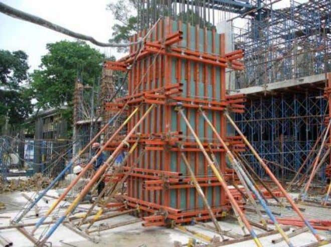 Calculation of Safe Formwork Striking Times: Structural members are constructed based on designed load. But before