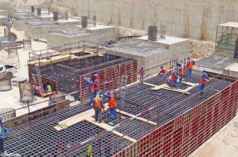 Components of Footing Forms: Fig: Components of Footing Formwork – For Shallow Footing – Continuous Footing