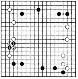 time, you should al- most never give one to the opponent. Theme diagram Black to play