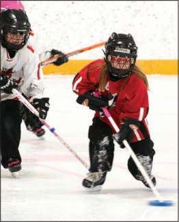 it helped tremendously having an experienced group on his What a game! The Strathmore Ice Lightning