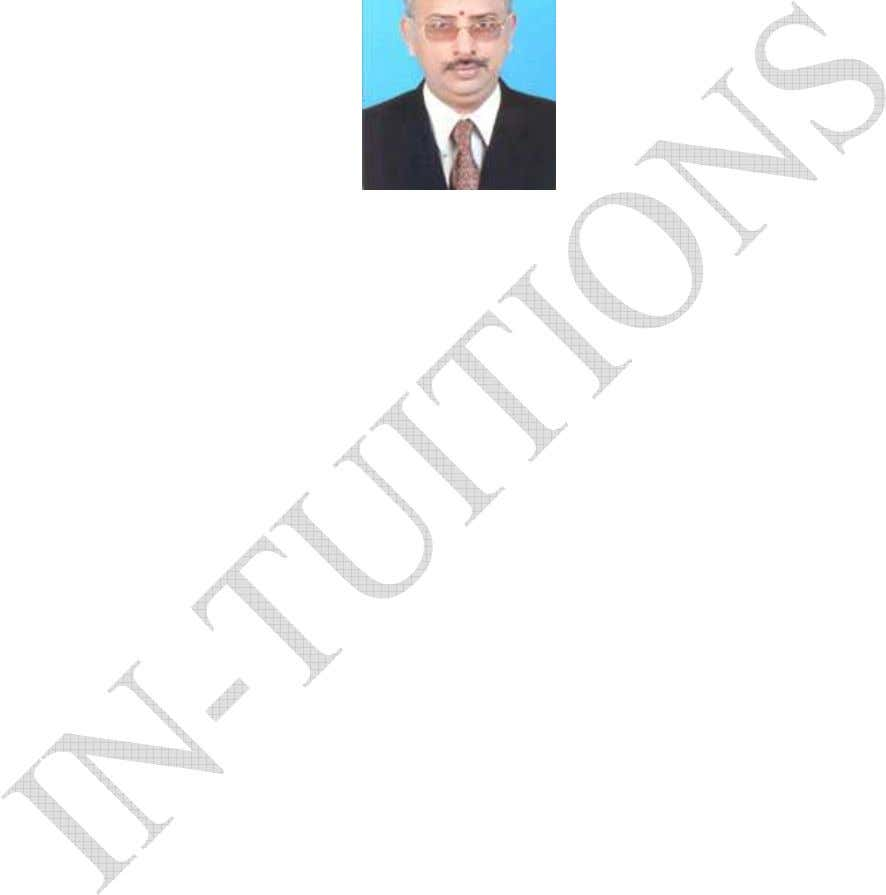 DEC Approved) DIRECTOR – Directorate of Distance Education Prof. Balachandran. V, is the first Ph.D in