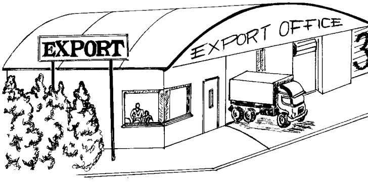 answers to these and other ques- tions. Figure 5: Street market Figure 6: Export The market: