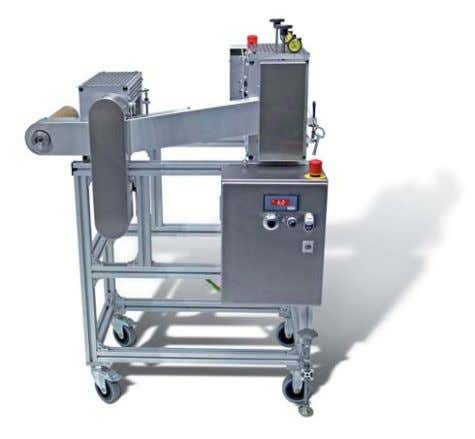 The Liquid Tempera- ture conditioning is intended for a regulation between 10 - 180° C. 17