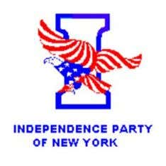 Independence Party of New York PO Box 7204 Albany, NY 12224 INDEPENDENCE PARTY OF NEW