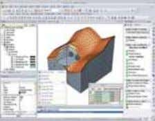 analysis modules Geotechnical Solutions for Practical Design midas GTS 3 Dimensional geotechnical analysis modules Soil