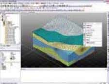 Geotechnical Solutions for Practical Design midas GTS 3 Dimensional geotechnical analysis modules Soil + (CTC in