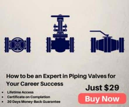 Courses at affordable price for career oriented engineers. https://hardhatengineer.teachable.com/p/types - of - valves-