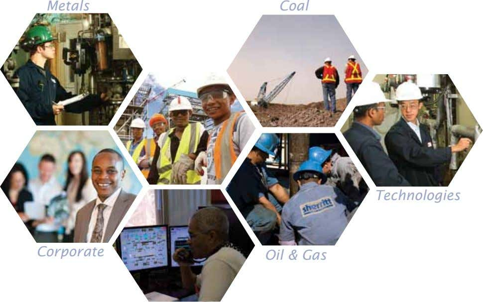 Metals Coal Technologies Corporate Oil & Gas