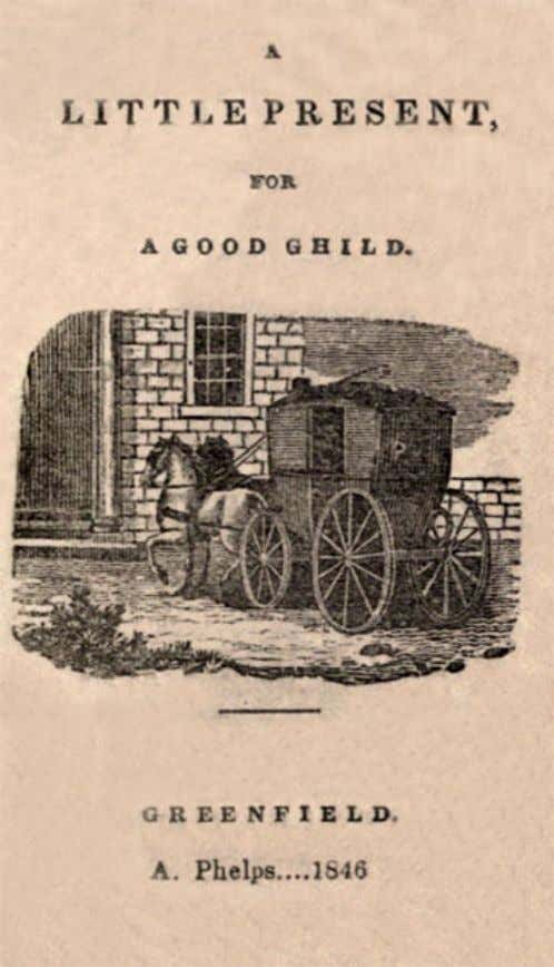 eBook of A Little Present for a Good Child, by Unknown G R E E N