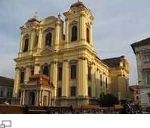 St. George's Cathedral (built b etween 1736 and 1774) of Timi oara Some representative Baroqu e
