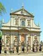 Santa Susanna in Rom e , Italy Peter and Paul Cathed ral in Saint Petersburg ,