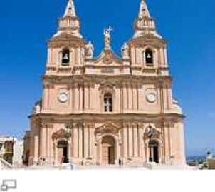 Mellie a Parish Church dedic ated to Our Lady in Malta The island of Malta contains