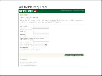 All fields required 26