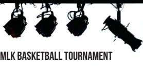 MLK basketball tournament