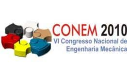 VI CONGRESSO NACIONAL DE ENGENHARIA MECÂNICA VI NATIONAL CONGRESS OF MECHANICAL ENGINEERING 18 a 21