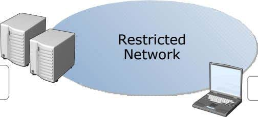 Restricted Network