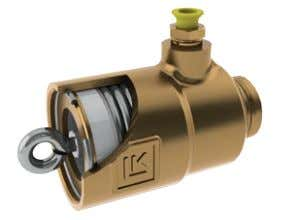 are installed on tanks containing inflammable liquids. Realease cylinder with integrated fire release Our quick