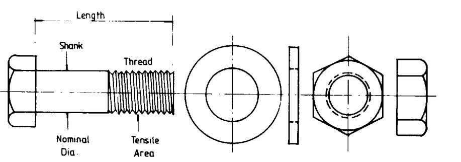 the most commonly used structural fastener in the industry. The main diameters used are: 10, 12,