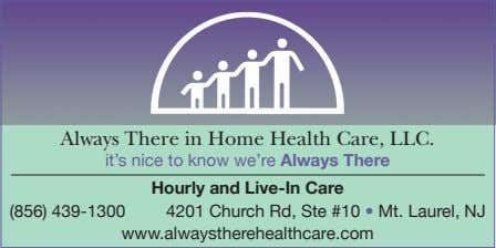 Always There in Home Health Care, LLC.