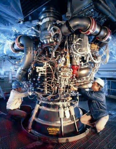 Name Removed AIRP2355-1001 Engine Project RocketDyne RS-25 / Space Shuttle Main Engine (SSME) Throughout the history