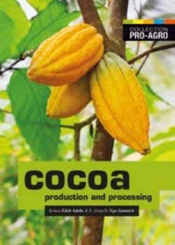 Cocoa production and processing