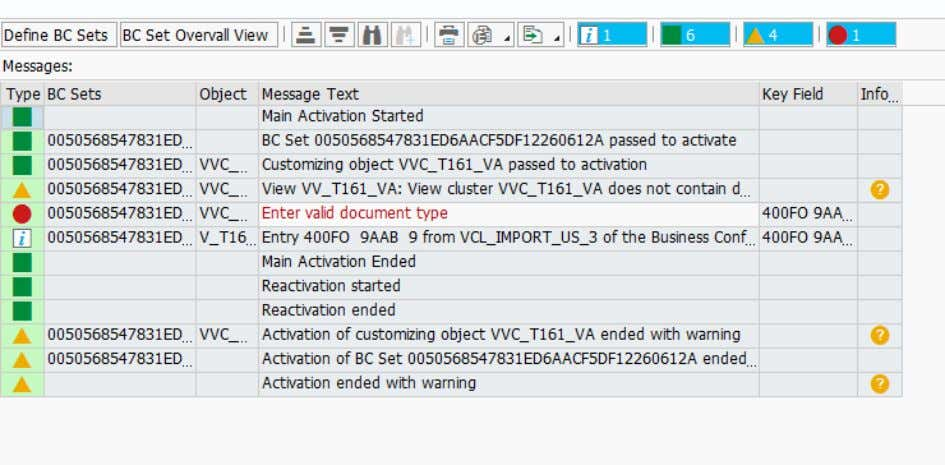 How to proceed? Transaction code: /SMB/BBI On the Solution Builder – solution Editor screen, select your