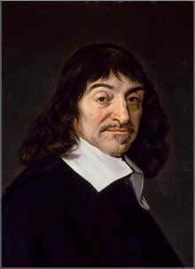 numbers less than 1 are expressed with a negative exponent. Pict. I: René Descartes 1596 –1650,