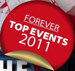 Forever Top EvEnTs 2011