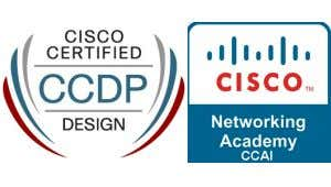 "CCAI® ""Cisco Certified Academy Instructor"" CCIP® ""Cisco Certified Internetwork Professional"" (…loading) 2"