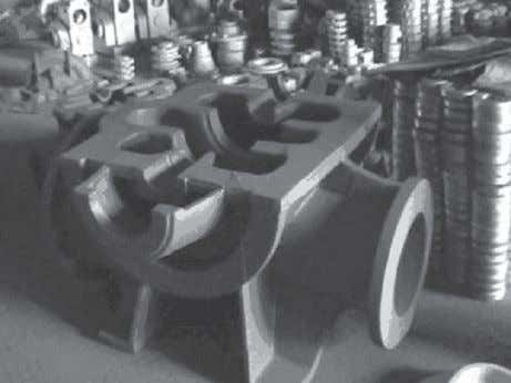 Gas Mitigation Figure 3.2 Foundry production processes Finished foundry products, India was used. in these