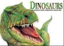 10,000 words Rights available: World ex Ca, Fi, In, US Dinosaurs 213 x 290mm (8½ x