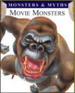 "Movie Monsters x 197mm (10 x 7¾"") 48pp 80 col a/ws 10,000 words Rights available:"