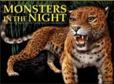 World ex Bu, (Ca), Fi, (US) 100 TERRIFYING CREATURES Monsters in the Night 213 x 290mm
