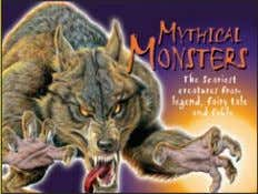 "Mythical Monsters 213 x 290mm (8 ½ x 11 ½ "") 96pp, 250 col a/ws"