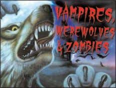 15,000 words Rights available: World ex Bu, (Ch), Rs, (WEL) Vampires, Werewolves & Zombies 213 x